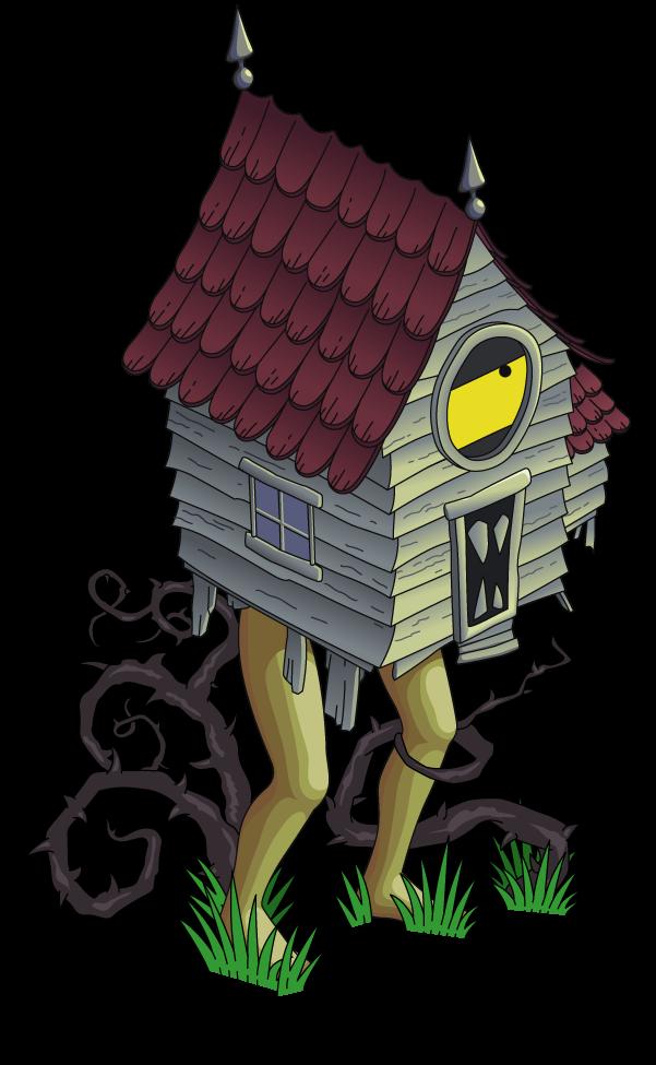 Домашний квест на хэллоуин